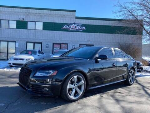 2012 Audi S4 for sale at All-Star Auto Brokers in Layton UT