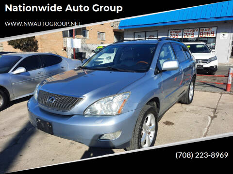2004 Lexus RX 330 for sale at Nationwide Auto Group in Melrose Park IL