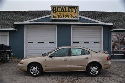 2004 Oldsmobile Alero for sale at Quality Pre-Owned Automotive in Cuba MO