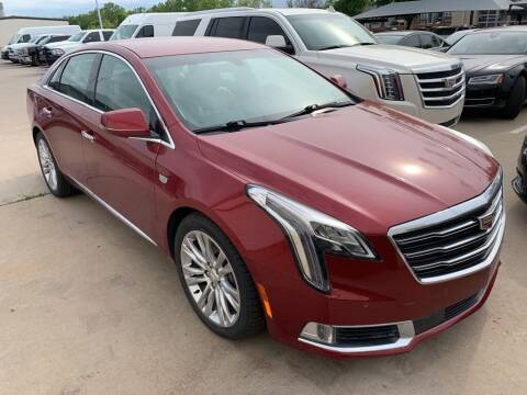 2018 Cadillac XTS for sale at Excellence Auto Direct in Euless TX