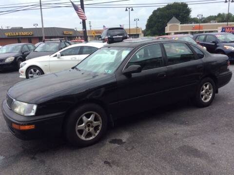 1997 Toyota Avalon for sale at Lancaster Auto Detail & Auto Sales in Lancaster PA