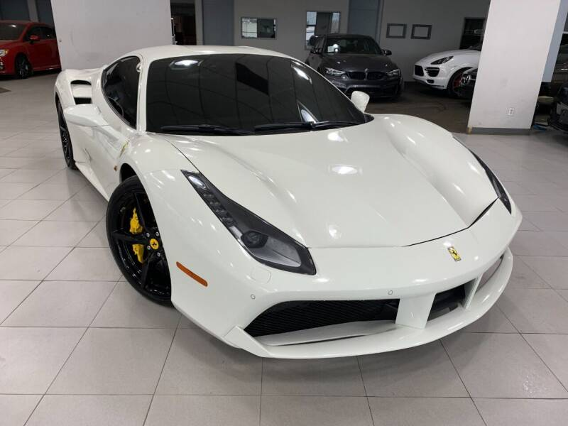 2017 Ferrari 488 GTB for sale at Auto Mall of Springfield in Springfield IL