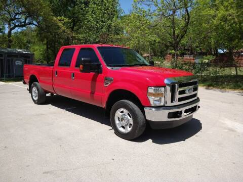 2009 Ford F-350 Super Duty for sale at Thornhill Motor Company in Lake Worth TX