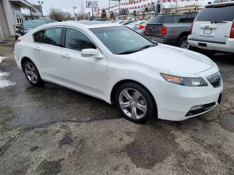 2013 Acura TL for sale at 1st Quality Auto in Milwaukee WI