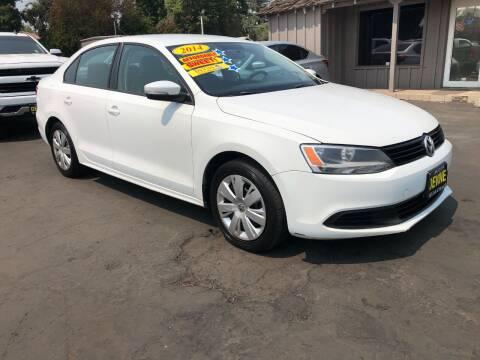 2014 Volkswagen Jetta for sale at Devine Auto Sales in Modesto CA