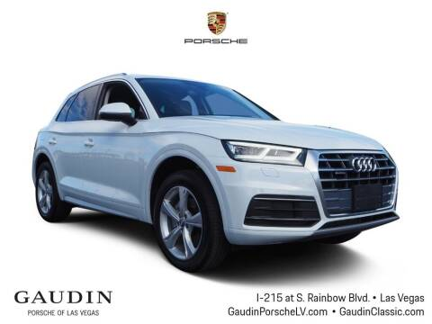 2020 Audi Q5 for sale at Gaudin Porsche in Las Vegas NV