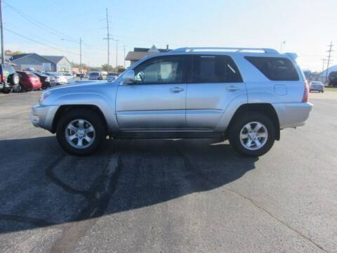 2004 Toyota 4Runner for sale at Mike's Budget Auto Sales in Cadillac MI