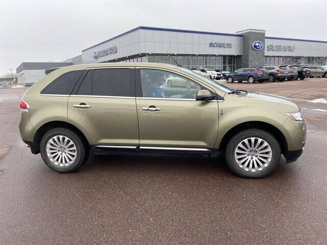 2013 Lincoln MKX for sale at Schulte Subaru in Sioux Falls SD