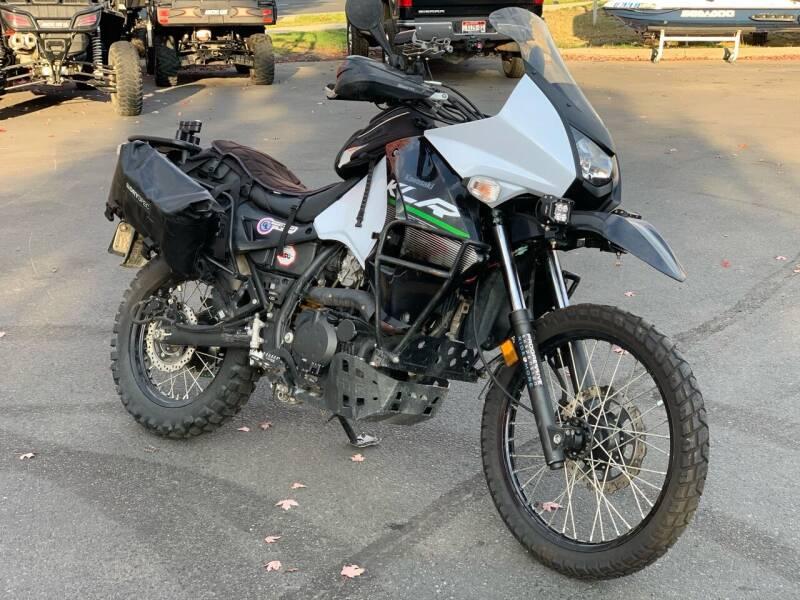 2014 Kawasaki KLR 650 for sale at Harper Motorsports in Post Falls ID
