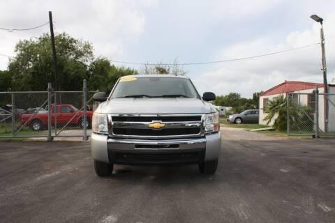2010 Chevrolet Silverado 1500 for sale at Fabela's Auto Sales Inc. in Dickinson TX