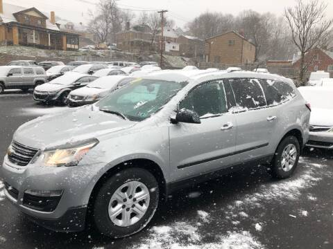 2014 Chevrolet Traverse for sale at Fellini Auto Sales & Service LLC in Pittsburgh PA