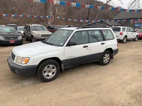 2001 Subaru Forester for sale at Korz Auto Farm in Kansas City KS