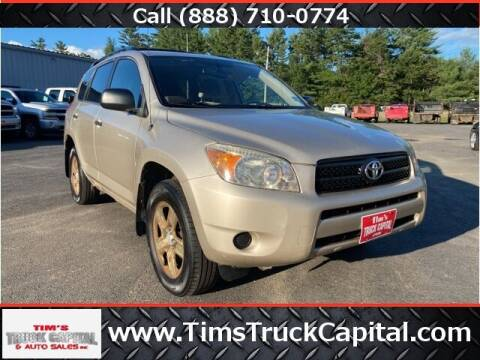2006 Toyota RAV4 for sale at TTC AUTO OUTLET/TIM'S TRUCK CAPITAL & AUTO SALES INC ANNEX in Epsom NH