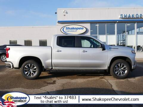2021 Chevrolet Silverado 1500 for sale at SHAKOPEE CHEVROLET in Shakopee MN