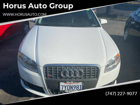 2008 Audi A4 for sale at Alliance Auto Group Inc in Fullerton CA