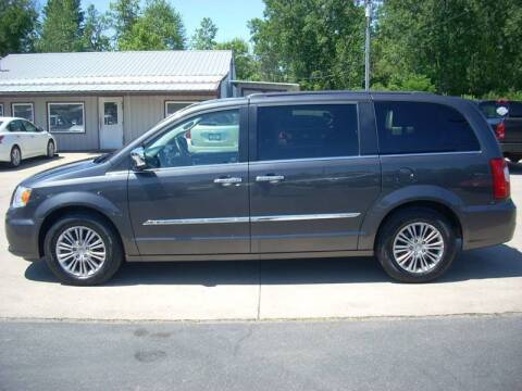 2016 Chrysler Town and Country for sale at H&L MOTORS, LLC in Warsaw IN