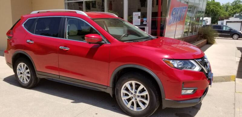 2017 Nissan Rogue for sale at Swift Auto Center of North Platte in North Platte NE