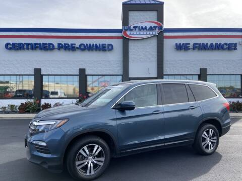 2017 Honda Pilot for sale at Ultimate Auto Deals DBA Hernandez Auto Connection in Fort Wayne IN