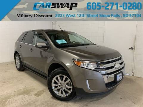 2013 Ford Edge for sale at CarSwap in Sioux Falls SD