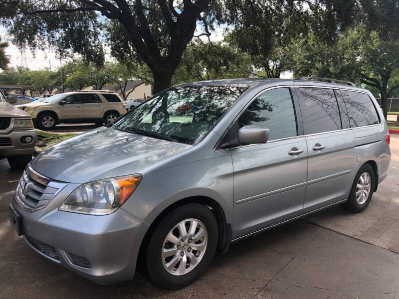 2008 Honda Odyssey for sale at Mr Cars LLC in Houston TX