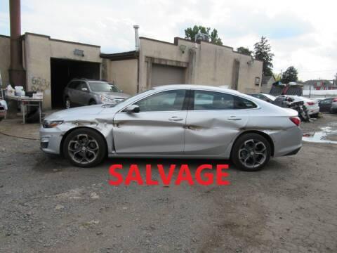 2021 Chevrolet Malibu for sale at PRESTIGE IMPORT AUTO SALES in Morrisville PA