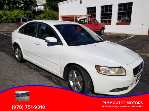 2008 Volvo S40 for sale at Plymouthe Motors in Leominster MA