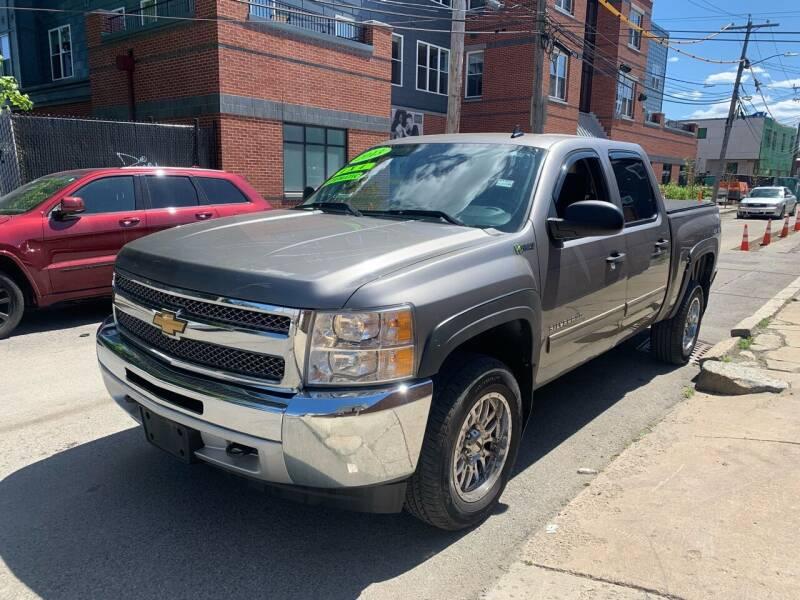2013 Chevrolet Silverado 1500 Hybrid for sale in Boston, MA