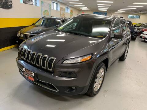 2014 Jeep Cherokee for sale at Newton Automotive and Sales in Newton MA