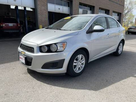 2013 Chevrolet Sonic for sale at Matrix Autoworks in Nashua NH