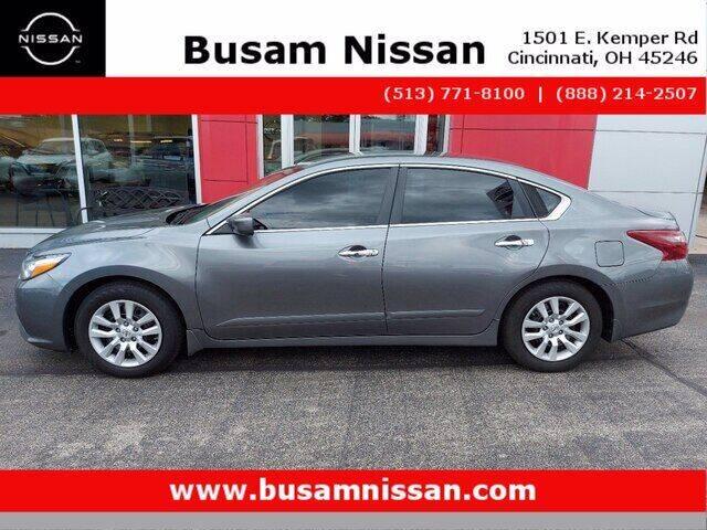 2018 Nissan Altima for sale in Cincinnati, OH