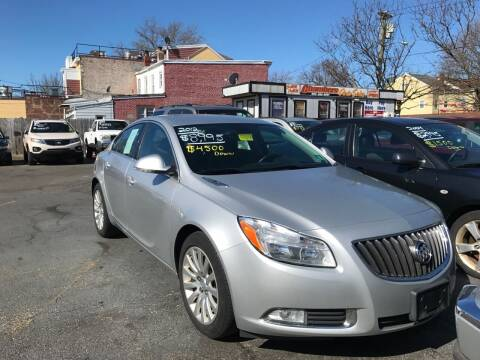 2012 Buick Regal for sale at Chambers Auto Sales LLC in Trenton NJ