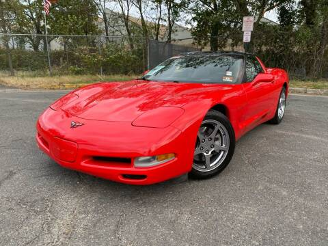1999 Chevrolet Corvette for sale at JMAC IMPORT AND EXPORT STORAGE WAREHOUSE in Bloomfield NJ