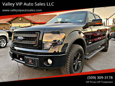 2013 Ford F-150 for sale at Valley VIP Auto Sales LLC - Valley VIP Auto Sales - E Sprague in Spokane Valley WA