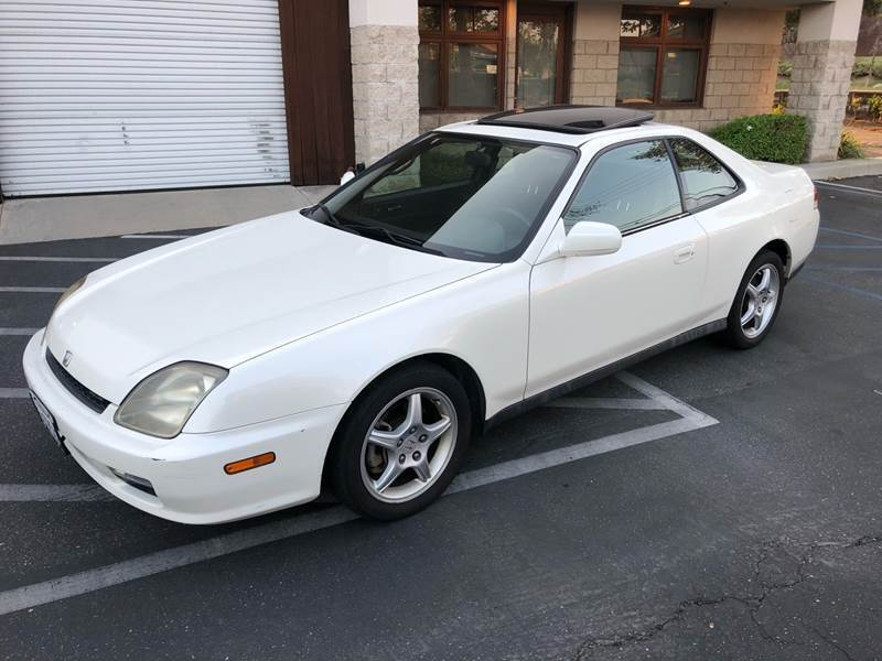 2000 Honda Prelude for sale at Inland Valley Auto in Upland CA