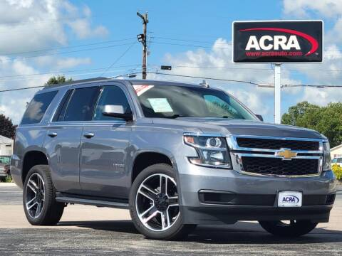 2019 Chevrolet Tahoe for sale at BuyRight Auto in Greensburg IN