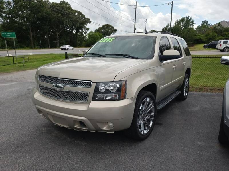 2007 Chevrolet Tahoe for sale at Mathews Used Cars, Inc. in Crawford GA