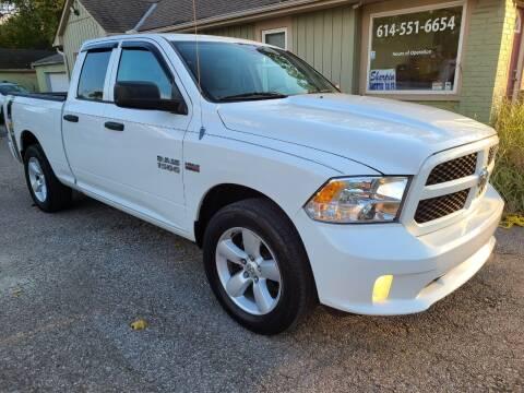 2013 RAM Ram Pickup 1500 for sale at Sharpin Motor Sales in Columbus OH