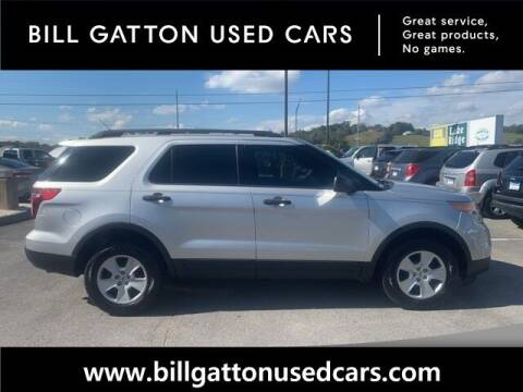 2013 Ford Explorer for sale at Bill Gatton Used Cars in Johnson City TN