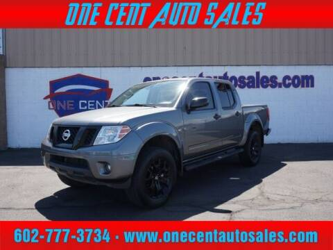 2018 Nissan Frontier for sale at One Cent Auto Sales in Glendale AZ