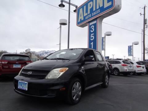 2006 Scion xA for sale at Alpine Auto Sales in Salt Lake City UT