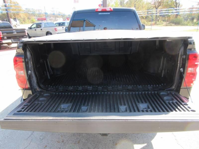 2014 Chevrolet Silverado 1500 4x2 Work Truck 2dr Regular Cab 6.5 ft. SB w/2WT - Tyler TX