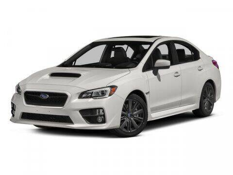 2015 Subaru WRX for sale at Auto Finance of Raleigh in Raleigh NC