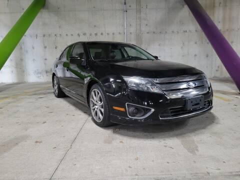 2012 Ford Fusion for sale at Kelley Autoplex in San Antonio TX
