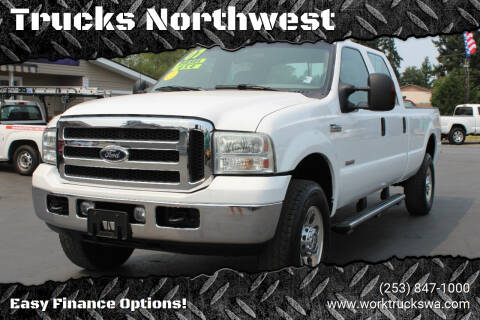 2007 Ford F-350 Super Duty for sale at Trucks Northwest in Spanaway WA