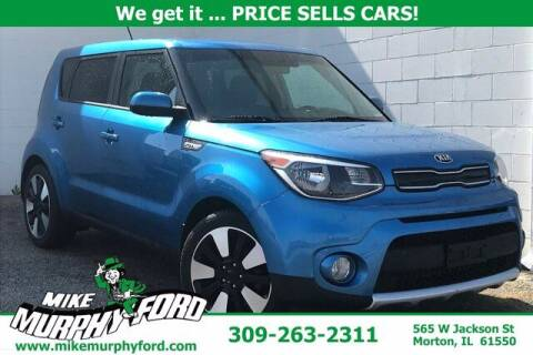 2017 Kia Soul for sale at Mike Murphy Ford in Morton IL