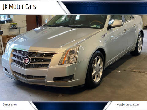 2009 Cadillac CTS for sale at JK Motor Cars in Pittsburgh PA