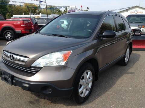 2009 Honda CR-V for sale at Steves Auto Sales in Cambridge MN