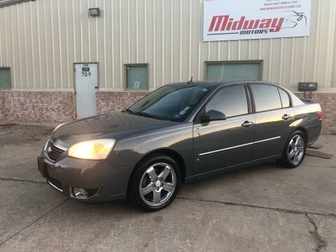 2007 Chevrolet Malibu for sale at Midway Motors in Conway AR