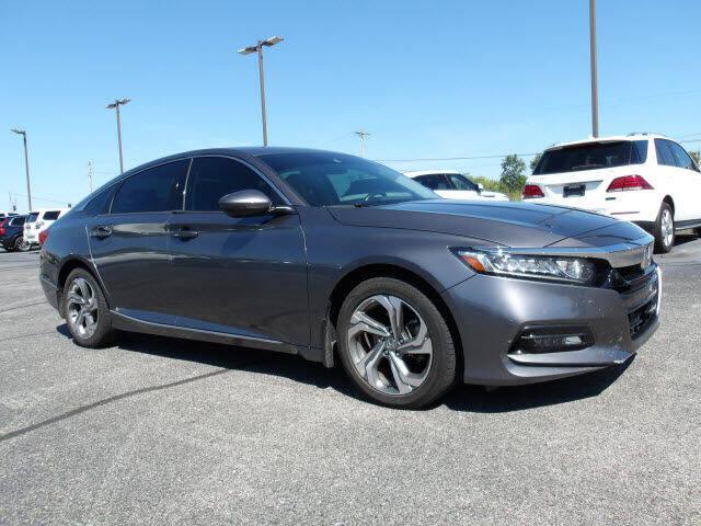 2018 Honda Accord for sale at TAPP MOTORS INC in Owensboro KY