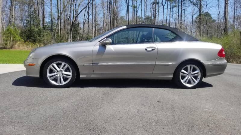 2006 Mercedes-Benz CLK for sale at Whitmore Chevrolet in West Point VA